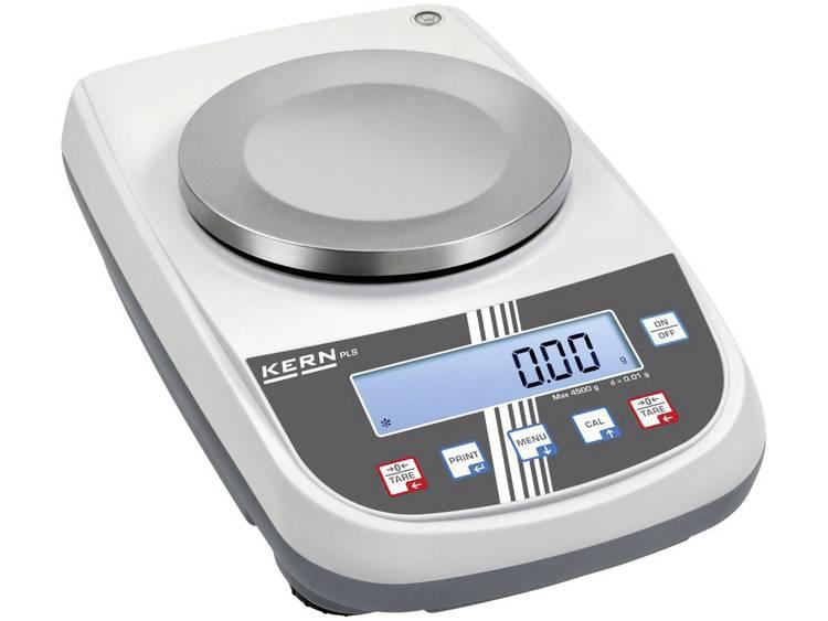 Kern PLJ 6200-2A Precisie weegschaal Weegbereik (max.) 6.2 kg Resolutie 0.01 g Werkt op het lichtnet