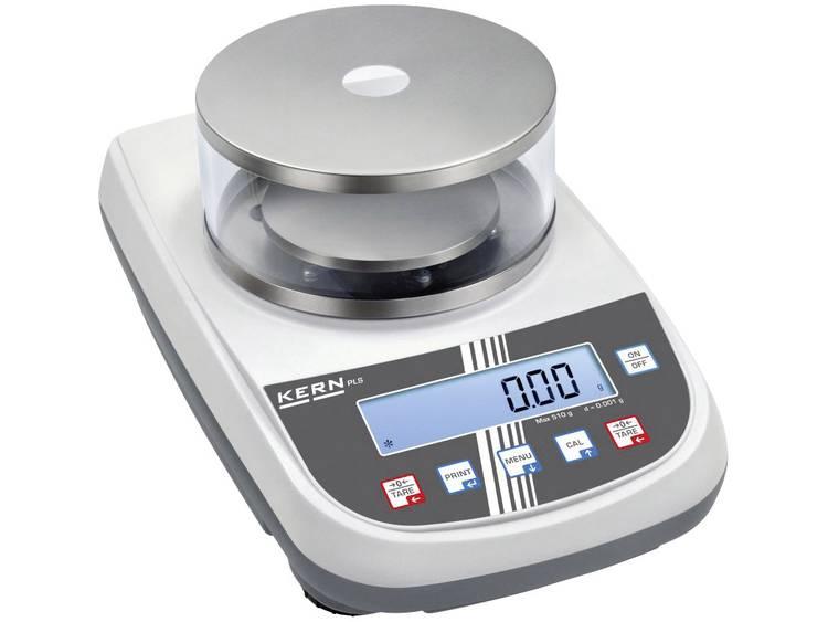 Kern PLJ 720-3A Precisie weegschaal Weegbereik (max.) 720 g Resolutie 0.001 g Werkt op het lichtnet