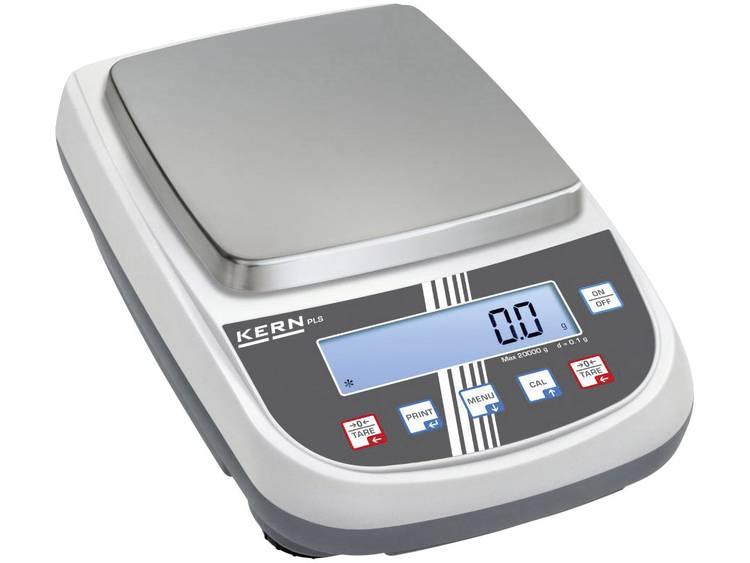 Kern PLS 20000-1F Precisie weegschaal Weegbereik (max.) 20 kg Resolutie 0.1 g Werkt op het lichtnet