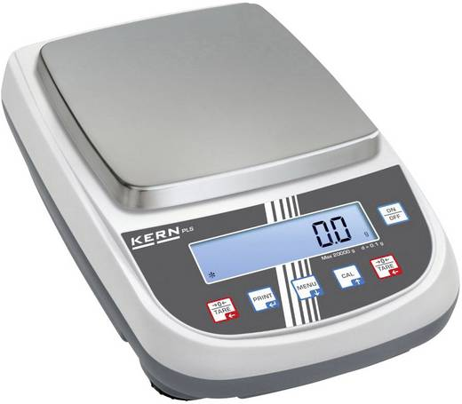 Kern PLS 20000-1F Precisie weegschaal Weegbereik (max.) 20 kg Resolutie 0.1 g werkt op het lichtnet Zilver