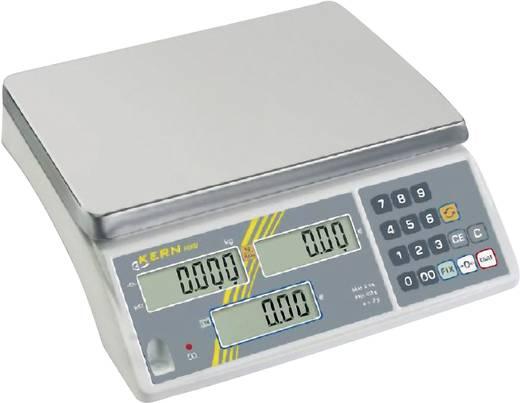Prijsberekenende weegschaal met ijkgoedkeuring 10 g: 30 kg