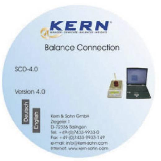 Kern SCD-4.0 Software Balance Connection