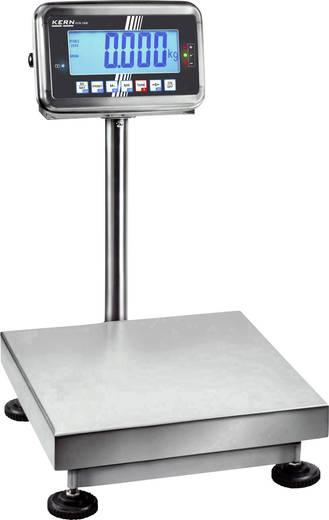 Kern SFB 15K5HIPM Platformweegschaal Weegbereik (max.) 15 kg Resolutie 5 g Werkt op het lichtnet, Werkt op een accu Zilver