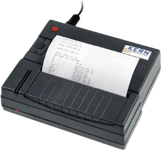 Kern YKS-01 Statistische printer voor KERN-weegschalen met data-interface RS-232