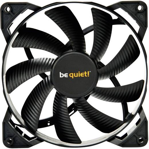 BeQuiet PURE Wings 2 120 mm PC ventilator (b x h x d) 120 x 120 x 25 mm