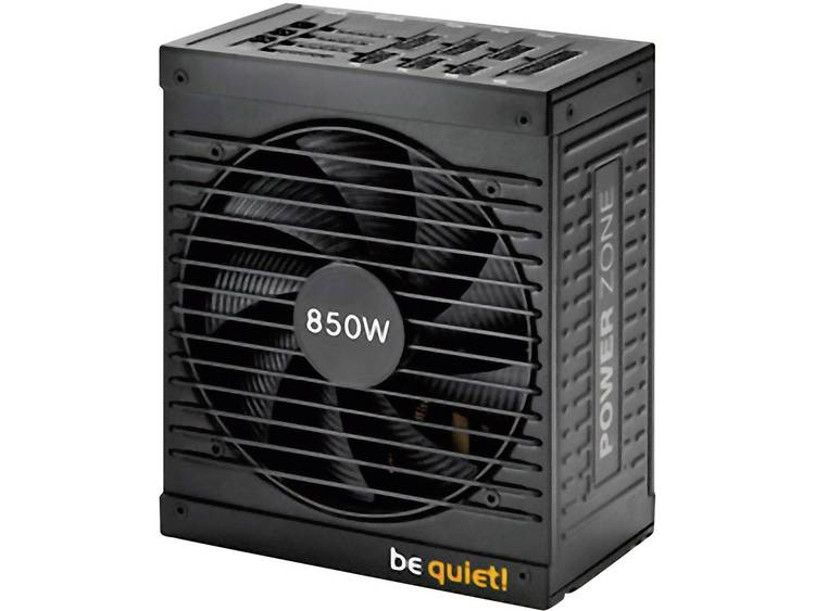BeQuiet Power Zone CM PC netvoeding 850 W ATX 80 Plus Bronze