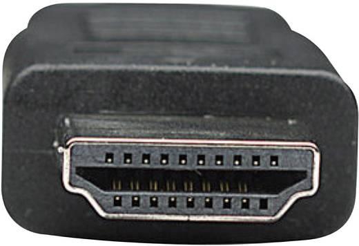 Kabel HDMI / DVI Manhattan 372503-CG [1x HDMI-stekker - 1x DVI-stekker 24+1-polig] 1.8 m Zwart