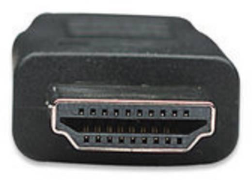 Manhattan HDMI Aansluitkabel [1x HDMI-stekker - 1x HDMI-stekker] 15 m Zwart