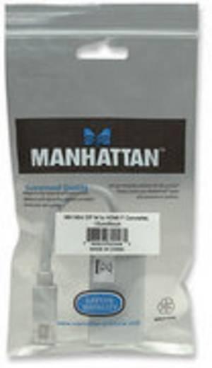 Adapter HDMI / DisplayPort [1x Mini-DisplayPort stekker - 1x HDMI-bus] Wit Manhattan