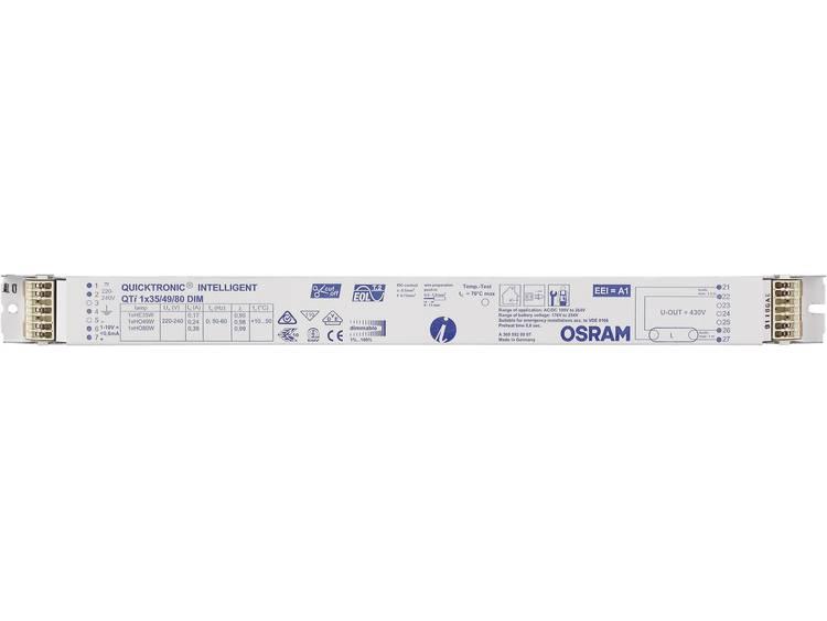 QTi 1x21-39-220-240D Electronic ballast 1x21...39W QTi 1x21-39-220-240D