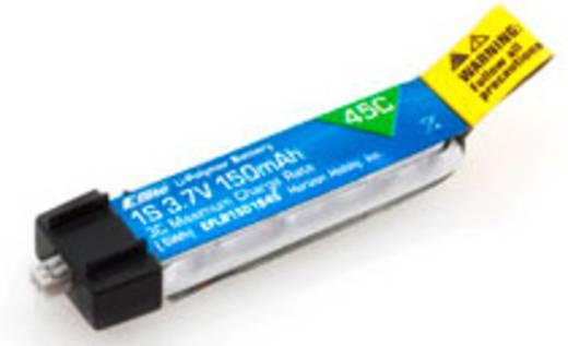 LiPo accupack 3.7 V 150 mAh 45 C E-flite Minium