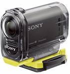 Klittenbandbevestiging voor action-camera HDR-AS30
