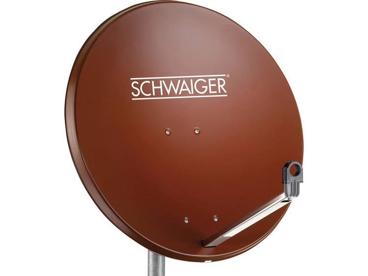 Schwaiger SPI998.2 Satellietschotel 75 cm Reflectormateriaal Aluminium Steenroo