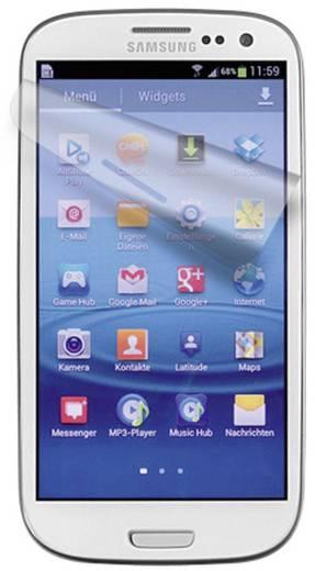 Screenprotector (folie) Geschikt voor model (GSM's): Samsung Galaxy S3, Samsung Galaxy S3 Neo 1 stuks