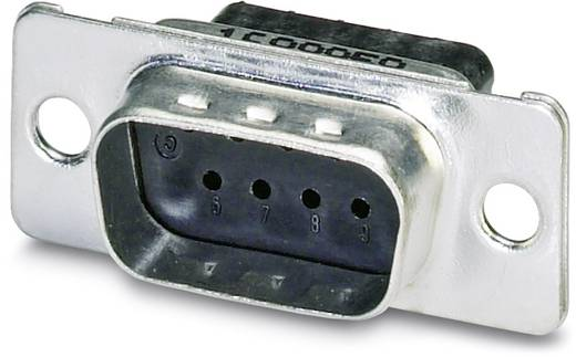 Phoenix Contact VS-09-ST-DSUB-CD-B D-SUB male connector 180 ° Aantal polen: 9 Crimp 10 stuks