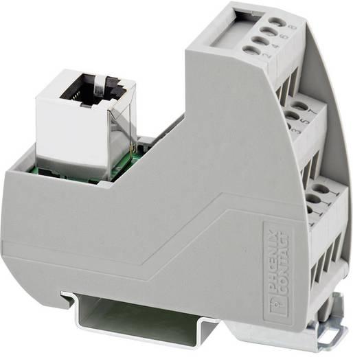 VIP-3 / SC / RJ45 - Transfer Module VIP-3 / SC / RJ45 Phoenix Contact Inhoud: 1 stuks