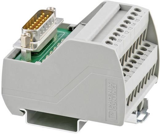 Phoenix Contact VIP-2/SC/D15SUB/M/LED Interface module Inhoud: 1 stuks
