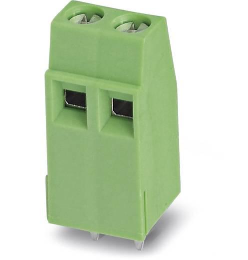 Klemschroefblok 1.50 mm² Aantal polen 2 MKKDSNH 1,5/ 2-5,08 Phoenix Contact Groen 50 stuks