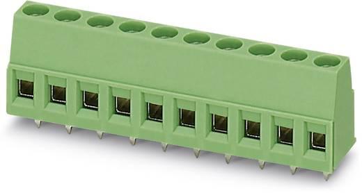 Klemschroefblok 1.50 mm² Aantal polen 8 MKDSP 1,5/ 8-5,08 Phoenix Contact Groen 50 stuks