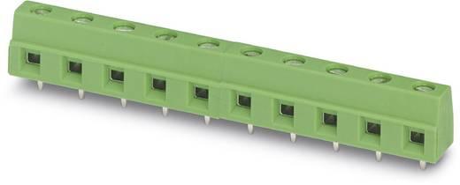 Klemschroefblok 1.50 mm² Aantal polen 5 GMKDSN 1,5/ 5-7,62 Phoenix Contact Groen 50 stuks