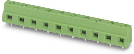 Klemschroefblok 1.50 mm² Aantal polen 4 GMKDSN 1,5/ 4-7,62 Phoenix Contact Groen 50 stuks