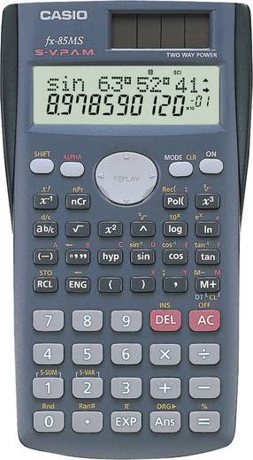 Casio rekenmachine FX-85 MS