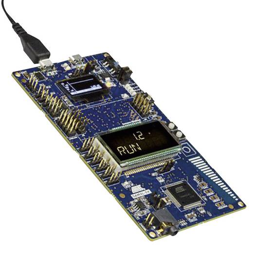Microchip Technology ATSAM4L-EK Developmentboard