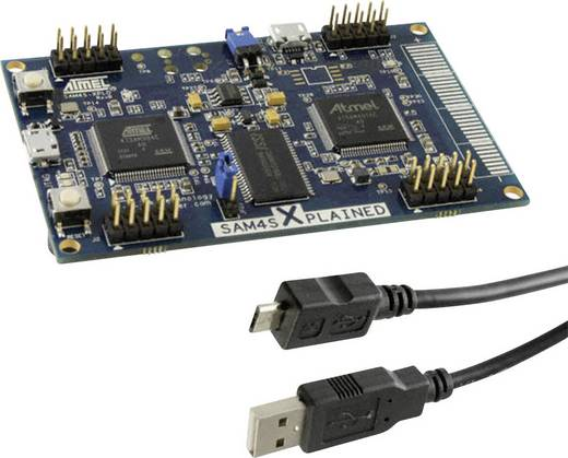 Microchip Technology ATSAM4S-XPLD Developmentboard
