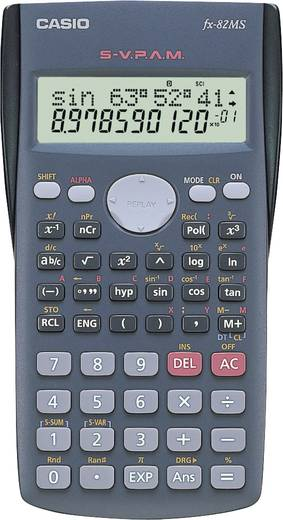 Casio FX-82MS-WA-EH-B Casio FX-82 MS