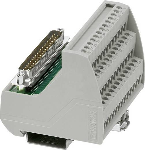 VIP-3 / SC / D37SUB / M - overdracht module VIP-3/SC/D37SUB/M Phoenix Contact Inhoud: 1 stuks