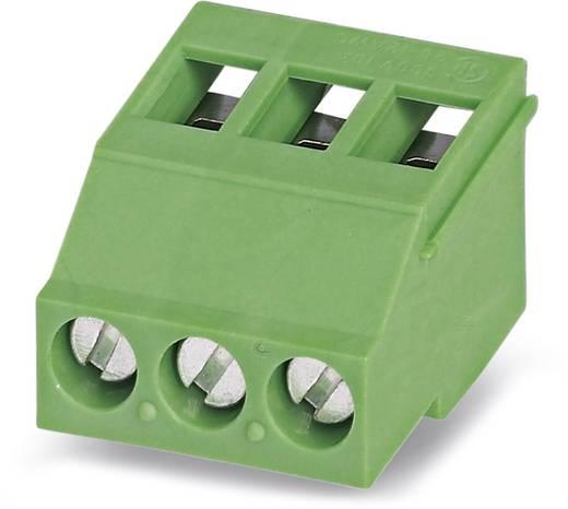 Klemschroefblok 2.50 mm² Aantal polen 3 MKDSF 3/ 3 Phoenix Contact Groen 50 stuks
