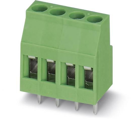 Klemschroefblok 2.50 mm² Aantal polen 4 MKDSB 3/ 4 Phoenix Contact Groen 50 stuks