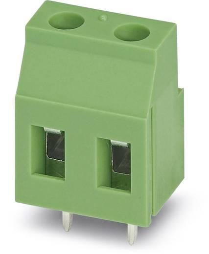 Klemschroefblok 2.50 mm² Aantal polen 3 GMKDSP 3/ 3-7,62 Phoenix Contact Groen 50 stuks