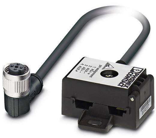Passieve sensor/actorbox Platte kabel verdeler VS-ASI-J-Y-B-PUR 2.0 M12FR