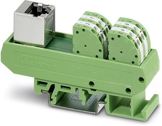 UMK-RJ45 / S / 8PTDA - Passieve module UMK-RJ45/S/8PTDA Phoenix Contact Inhoud: 1 stuks