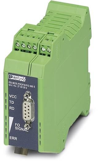 Phoenix Contact PSI-MOS-PROFIB/FO 660 E Glasvezelconverter Glasvezelconverter