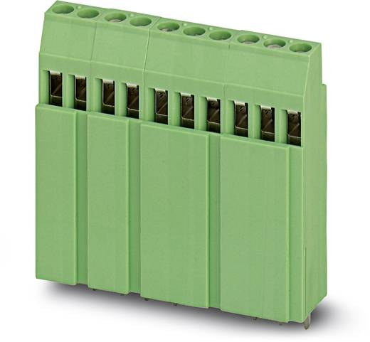 Klemschroefblok 2.50 mm² Aantal polen 2 MK3DSH 3/ 2-5,08 Phoenix Contact Groen 50 stuks