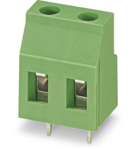 Klemschroefblok 2.50 mm² Aantal polen 5 GMKDS 3/ 5-7,62 Phoenix Contact Groen 50 stuks