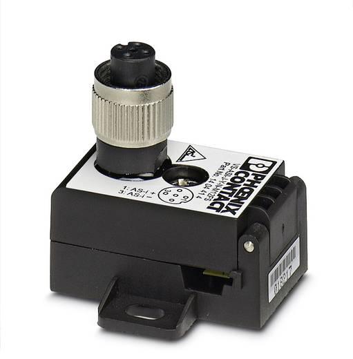 Passieve sensor/actorbox Platte kabel verdeler VS-ASI-J-J-N-M12FS