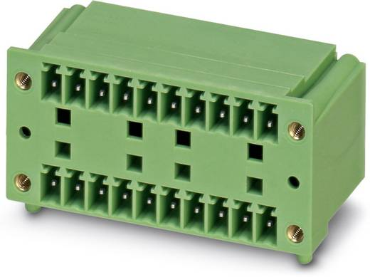 Phoenix Contact 1842937 Penbehuizing-board MCD Rastermaat: 3.81 mm 50 stuks