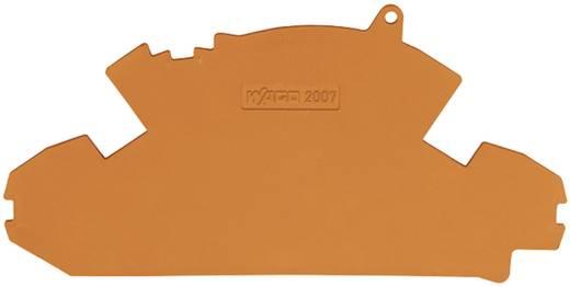 WAGO 2007-8894 Afsluit- en scheidingsplaat 1 stuks