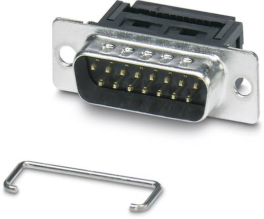 Phoenix Contact VS-15-ST-DSUB-FK D-SUB male connector 90 ° Aantal polen: 15 Snijklem 10 stuks
