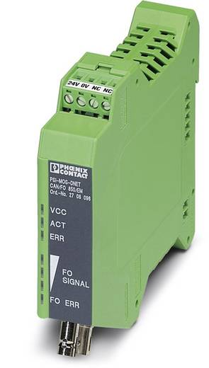 Phoenix Contact PSI-MOS-DNET CAN/FO 850/EM Glasvezelconverter Glasvezelconverter