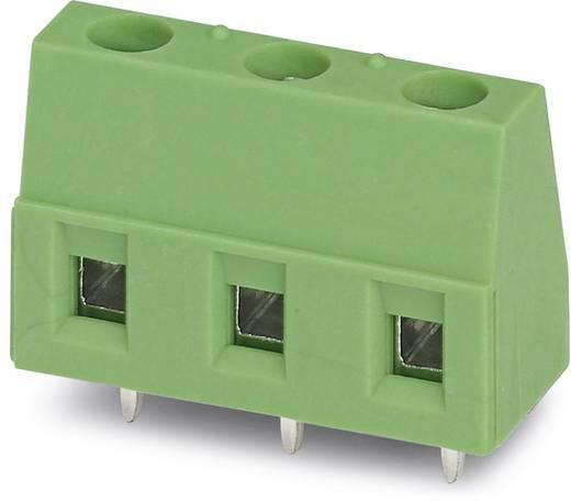 Klemschroefblok 1.50 mm² Aantal polen 3 GMKDS 1,5/ 3-7,62 Phoenix Contact Groen 250 stuks
