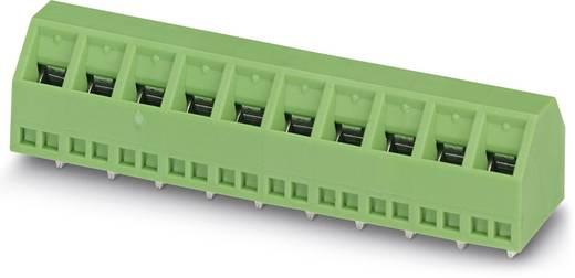 Klemschroefblok 1.50 mm² Aantal polen 14 SMKDSN 1,5/14-5,08 Phoenix Contact Groen 50 stuks