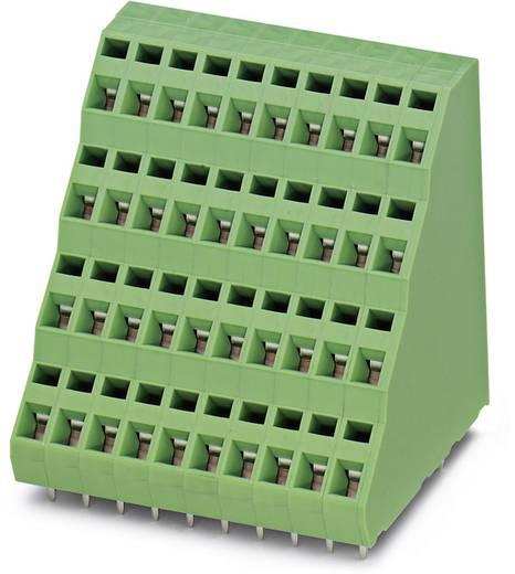 Vier niveau klem 1.50 mm² Aantal polen 1 ZFK4DS 1,5-5,08 Phoenix Contact Groen 50 stuks