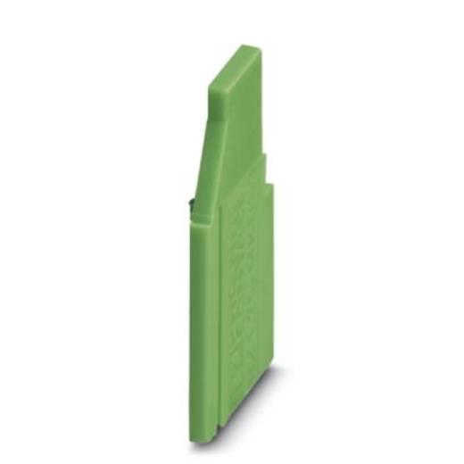 Phoenix Contact RZ 1,25-MKDS 3 RZ 1,25-MKDS 3 - printplaat-aansluitklem Inhoud: 100 stuks