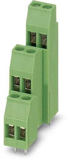 Drie niveau klem 2.50 mm² Aantal polen 6 MK3DS 3/ 2-5,08 Phoenix Contact Groen 50 stuks