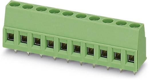 Klemschroefblok 1.50 mm² Aantal polen 4 MKDSP 1,5/ 4-5,08 Phoenix Contact Groen 50 stuks