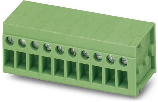 Klemschroefblok 2.50 mm² Aantal polen 6 FRONT 2,5-H/SA 5/ 6 Phoenix Contact Groen 20 stuks